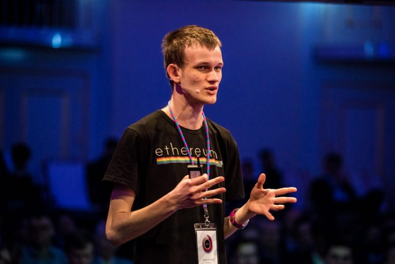 Ethereum's Vitalik Clarifies His Comments to Bloomberg, Throws 'Jab' at Justin Sun 13