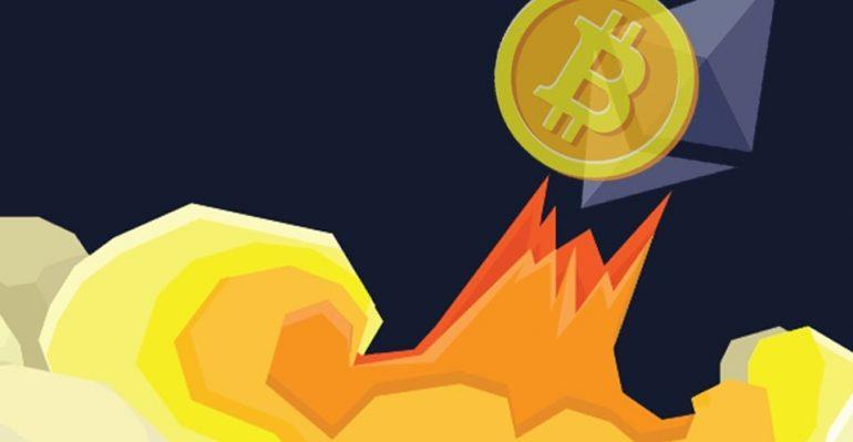 bitcoin ethereum market cap