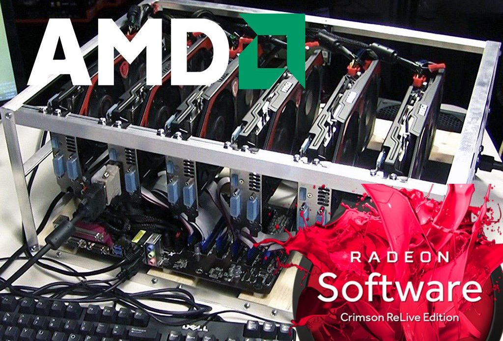 Cryptocurrency Mining AMD Launches New Software Package to Improve Mining Performance