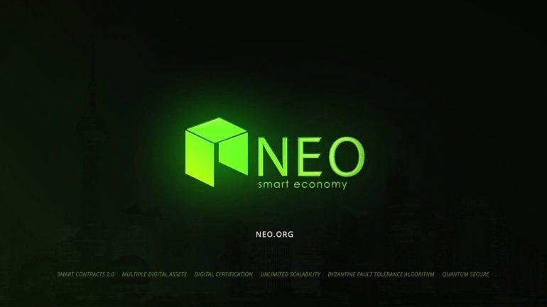 neo blockchain technology