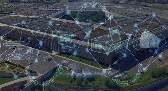 blockchain technology pentagon