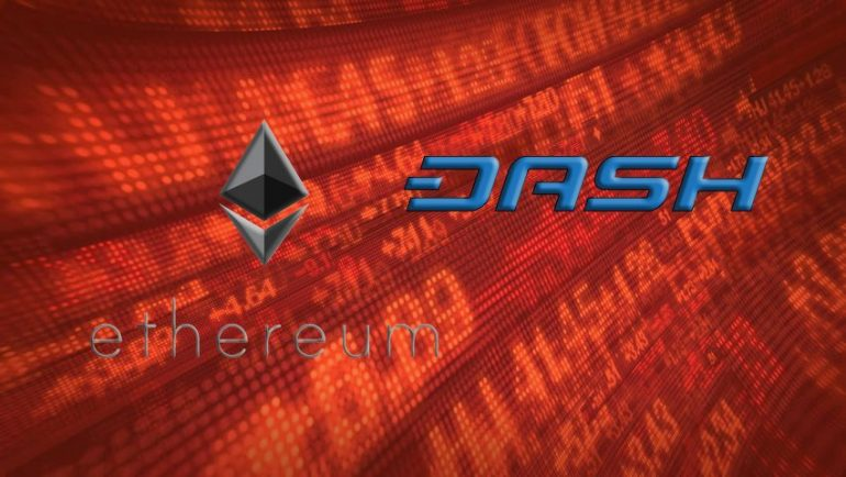 Ethereum, Dash Price Development: ETH, DASH Prediction Sep 23 13