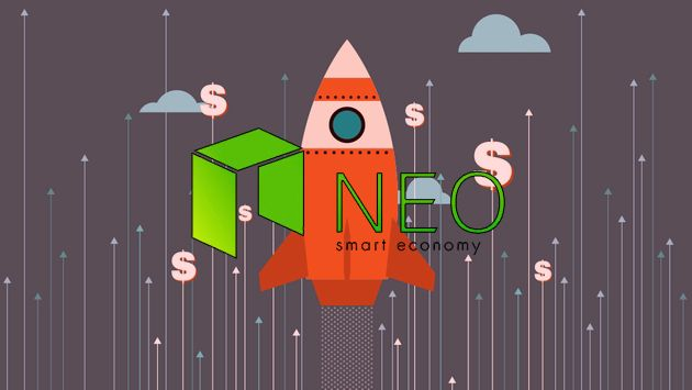 NEO (The Chinese Ethereum) Takes 8th Market Place - Price Will Continue Surging $30.00 13