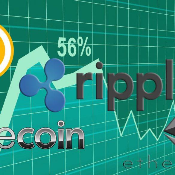 litecoin ripple ethereum price