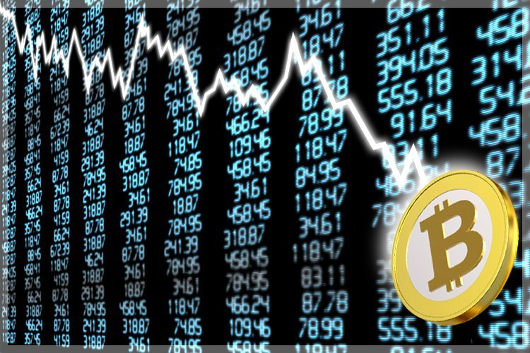 Do not panic - Bitcoin prices have fallen to $4400