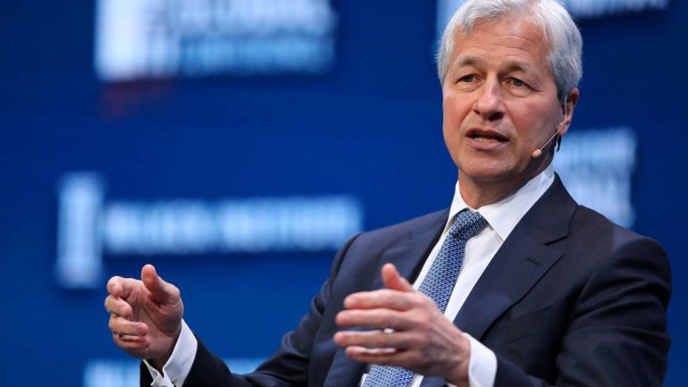 JP Morgan Bank Buys Bitcoin After It's CEO Insults it?