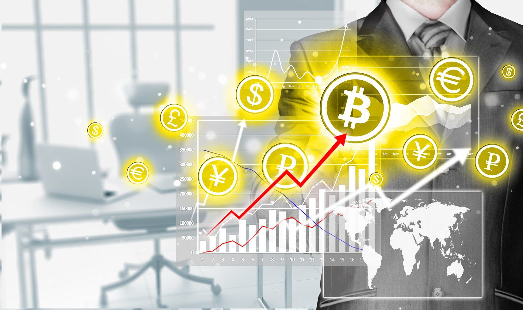 cryptocurrency price trading