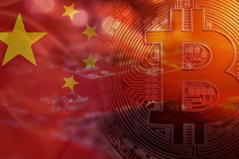 China Prompts Bitcoin Boost