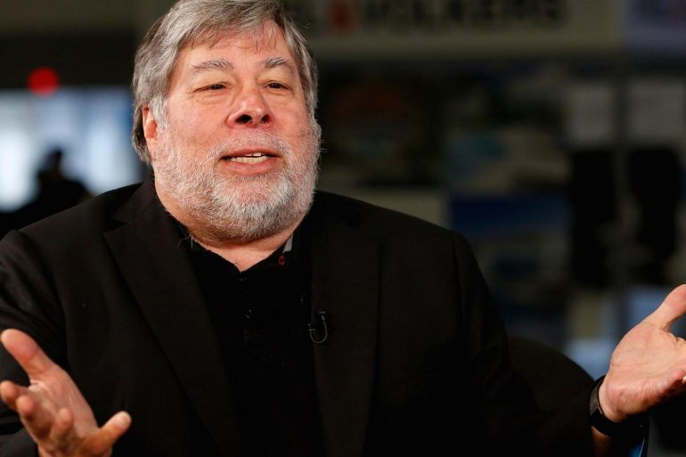 Steve Wozniak Believes Bitcoin is Much Better Than Gold and USD