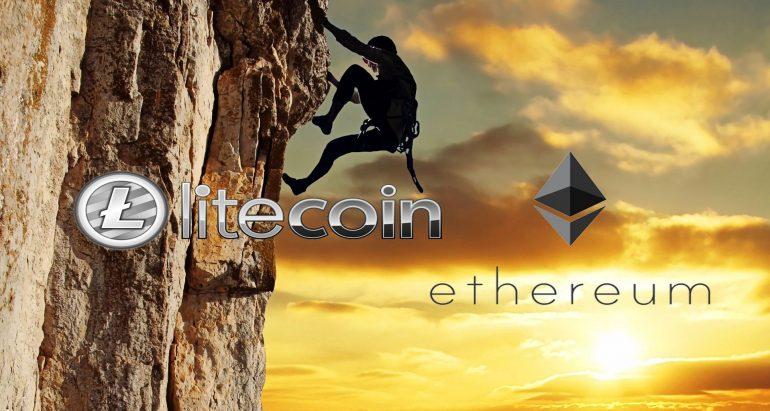 ether litecoin prediction