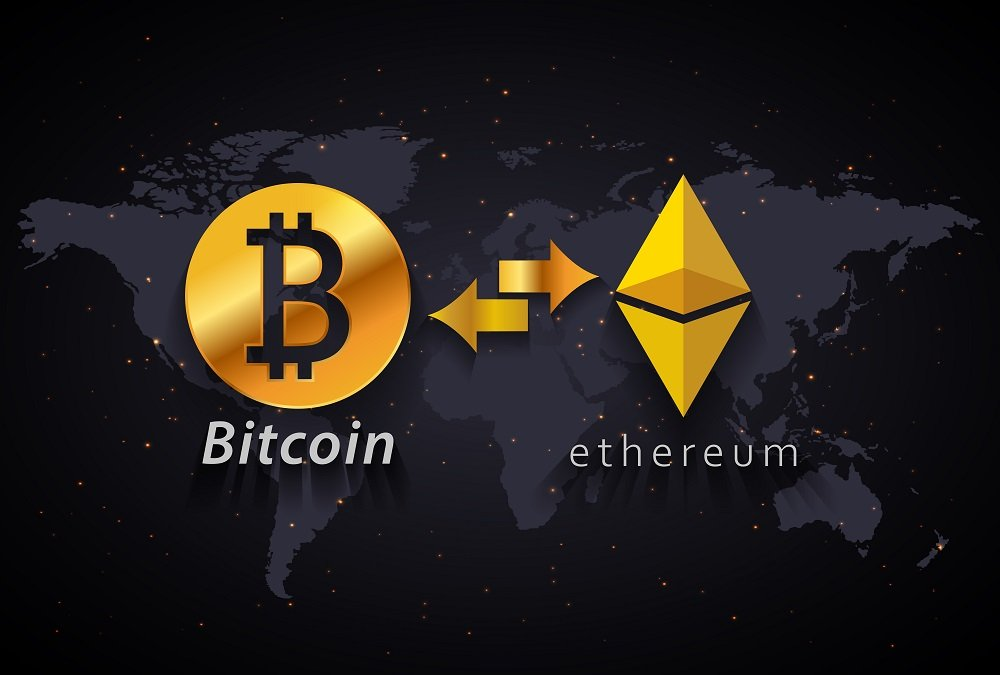 First ever exchange between Bitcoin and Ethereum is now available
