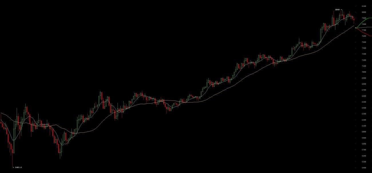 bitcoin mark