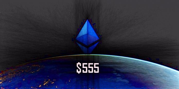 Ethereum Magic Number $555
