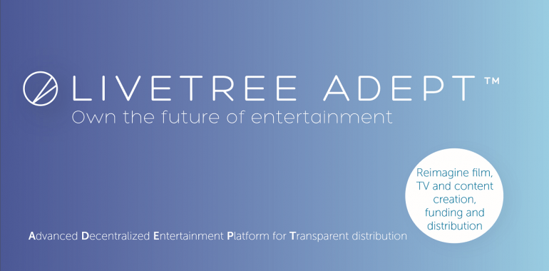LiveTree Announces Token Sale to Disrupt the $500 billion Hollywood Industry