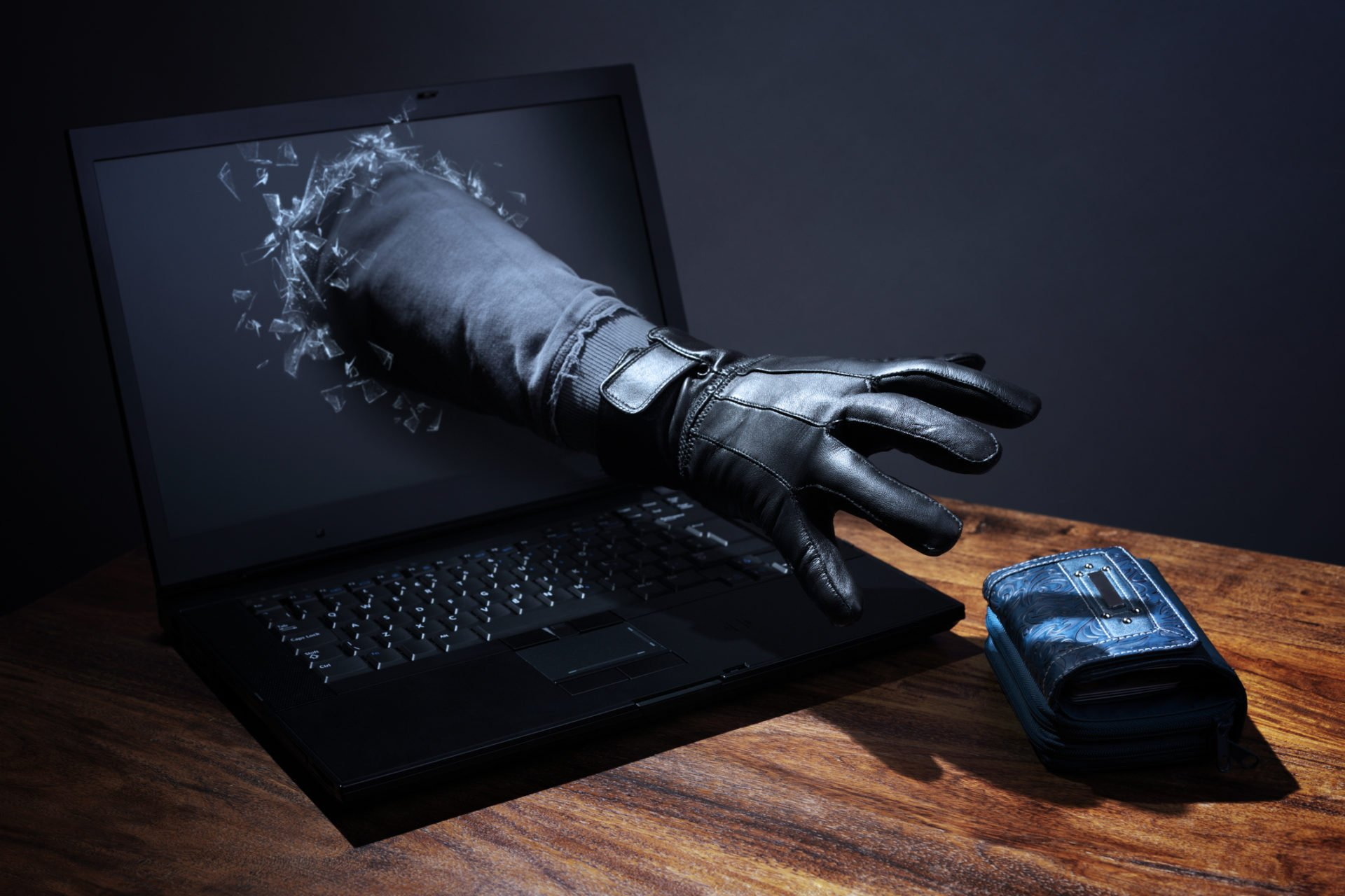 stealing cyber crime ethereum