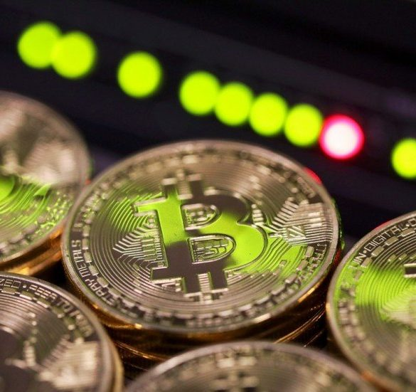 china stocks bitcoin