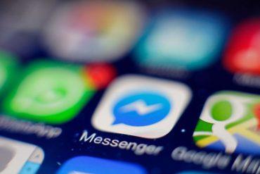 Facebook messenger malware mines Monero