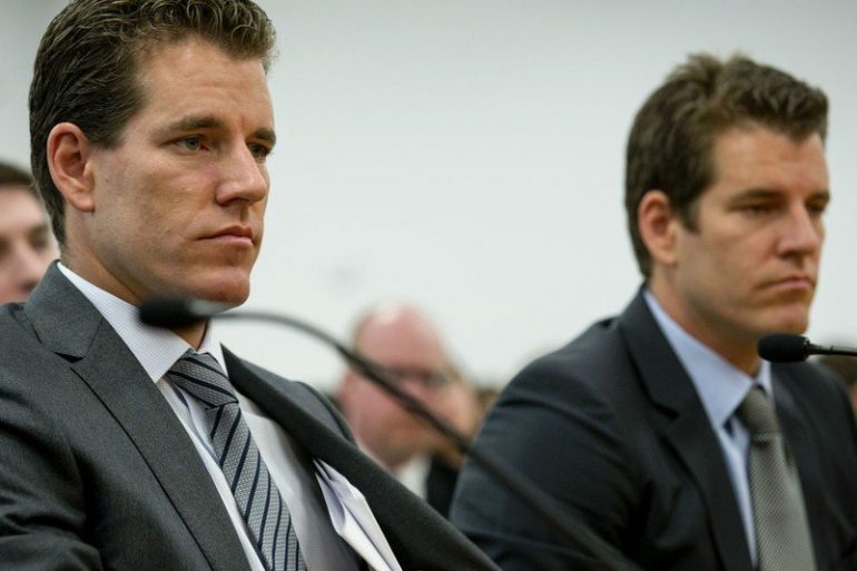 Winklevoss Twins Bitcoin Price Could Go Up Another 20 Times