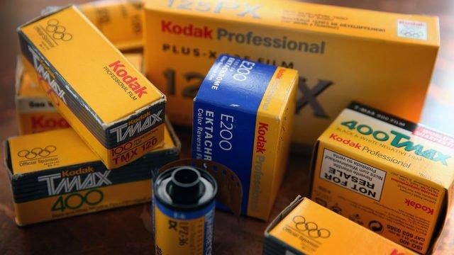 Kodak gets on theblockchain bandwagon