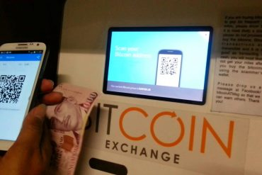No ban in Singapore as Bitcoin ATMs run dry