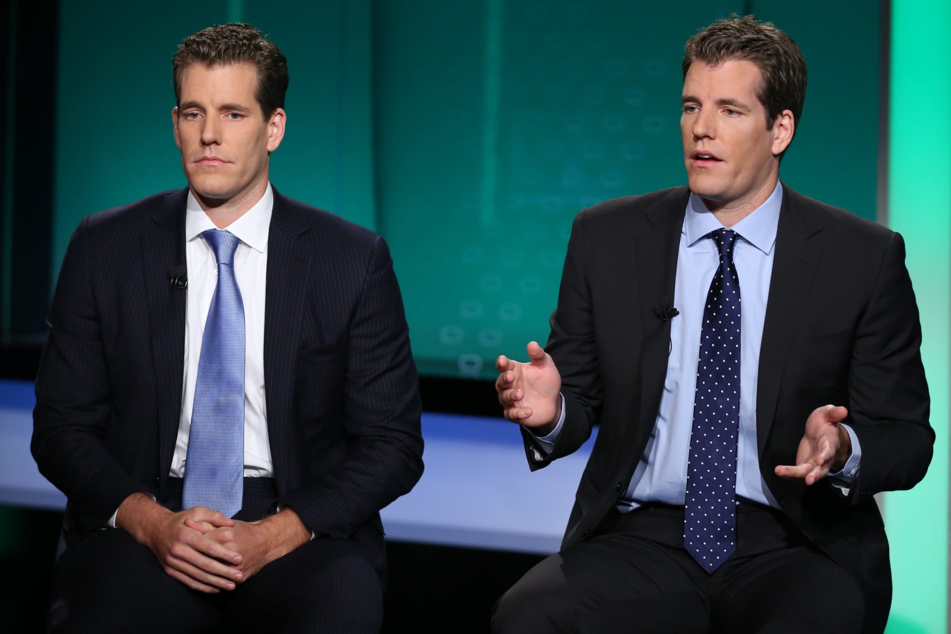 Bullish on the Bitcoin Price - The Winklevoss Brothers 13