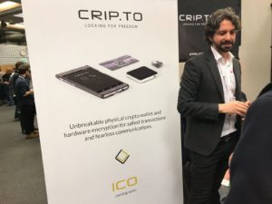 Investor appetite insatiable at London crypto show but more discerning 15