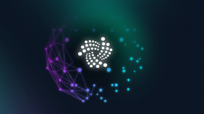 IOTA MIOTA Price Reaches 200 As Elaad Utilizes Its Tech For Daily Life