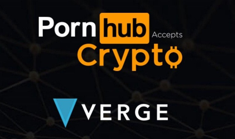 More Verge (XVG) Porn Industry Adoption Might Follow After Pornhub 17