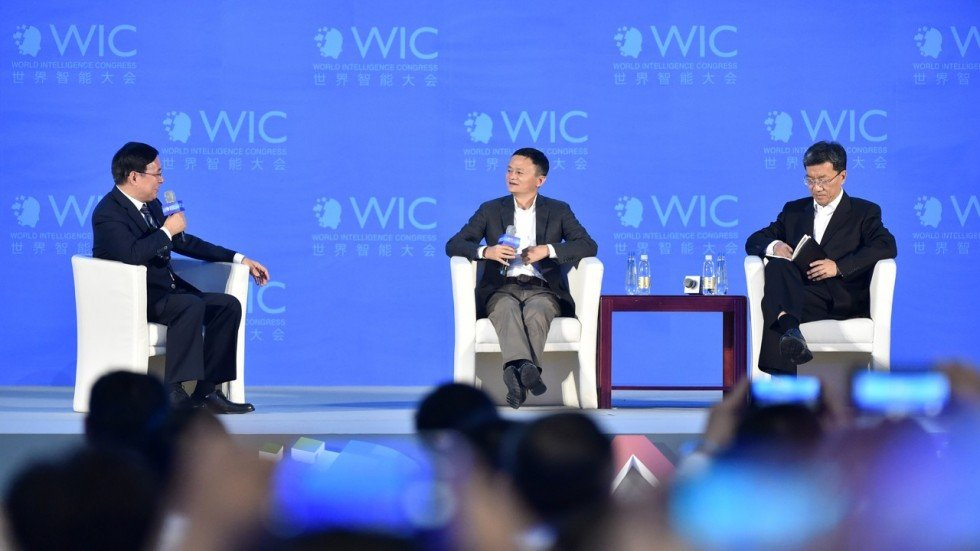 Jack Ma: Bitcoin is a Bubble... Blockchain is Not 1