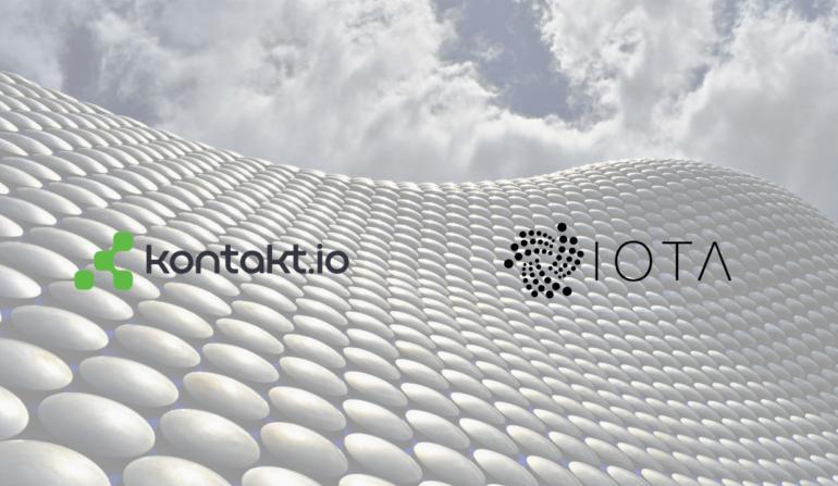 IOTA Partners Leading IoT Location Platform Provider, Kontakt.Io 15
