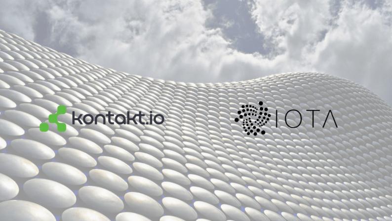 IOTA Partners Leading IoT Location Platform Provider, Kontakt.Io 13