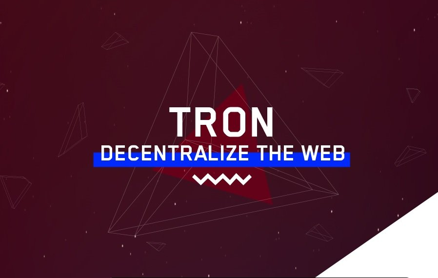 New, Redesigned Tron (TRX) Website Unveiled 13