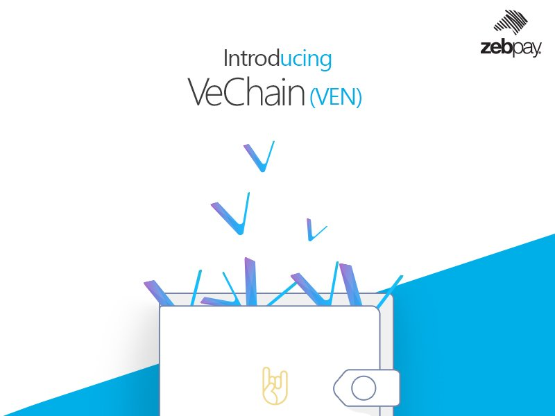 VeChain (VEN) Foundation Unveils New Whitepaper, Development Plan and Listing On Zebpay 13