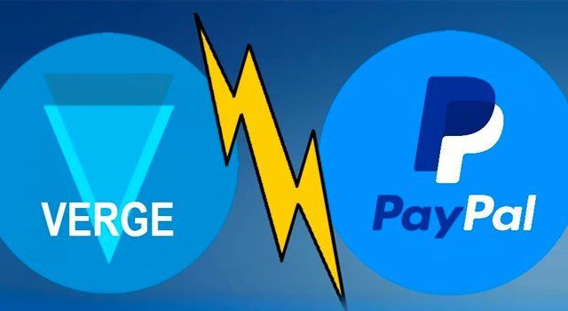 After Pornhub, Verge (XVG) Woos Paypal and Venmo 13