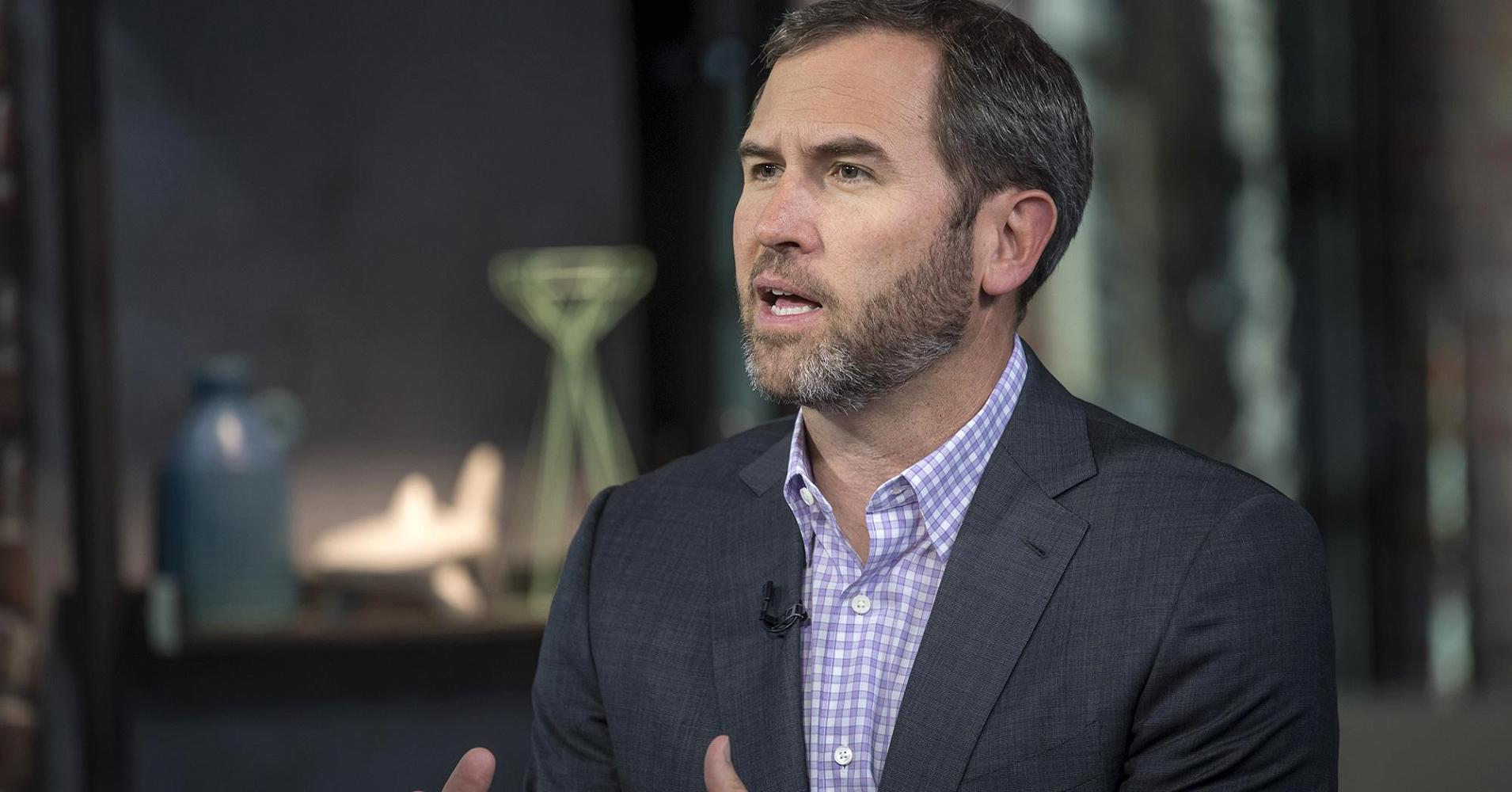 XRP Ripple Garlinghouse