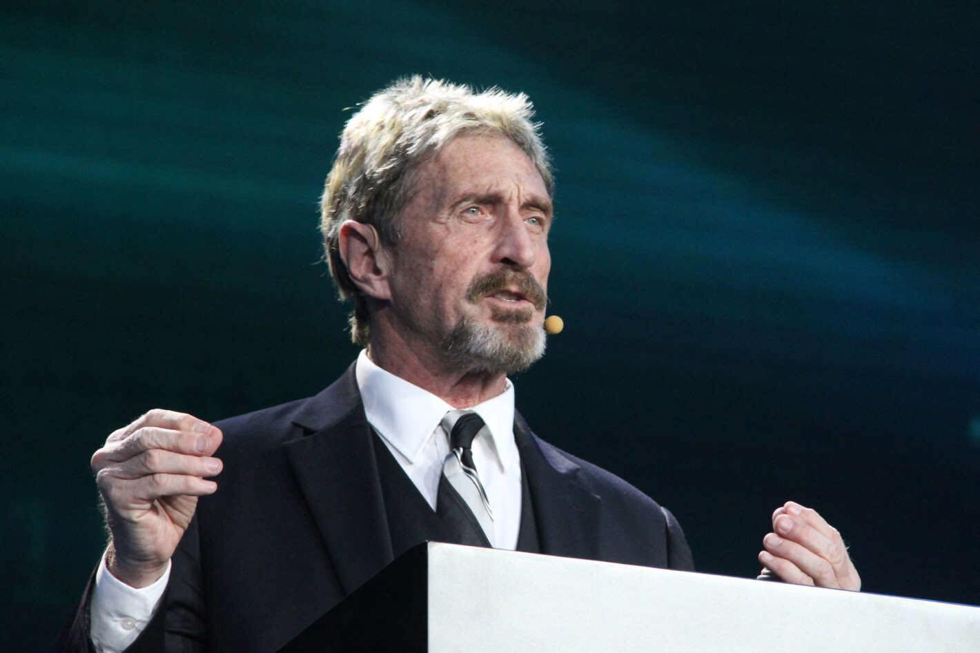 John McAfee Will Run for President of the United States in 2020 13