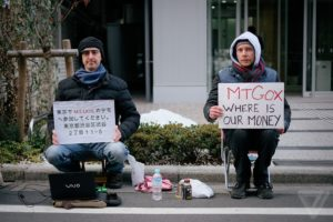 Mt Gox Victims. Credit: The Verge