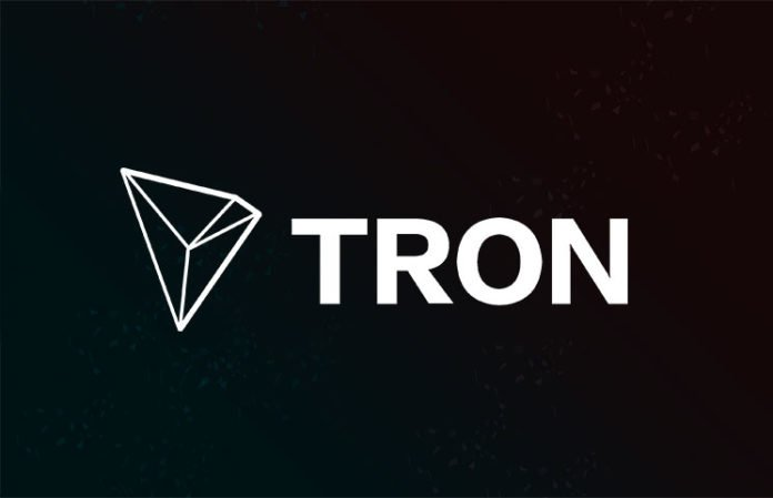 TRON TRX Coin Burn