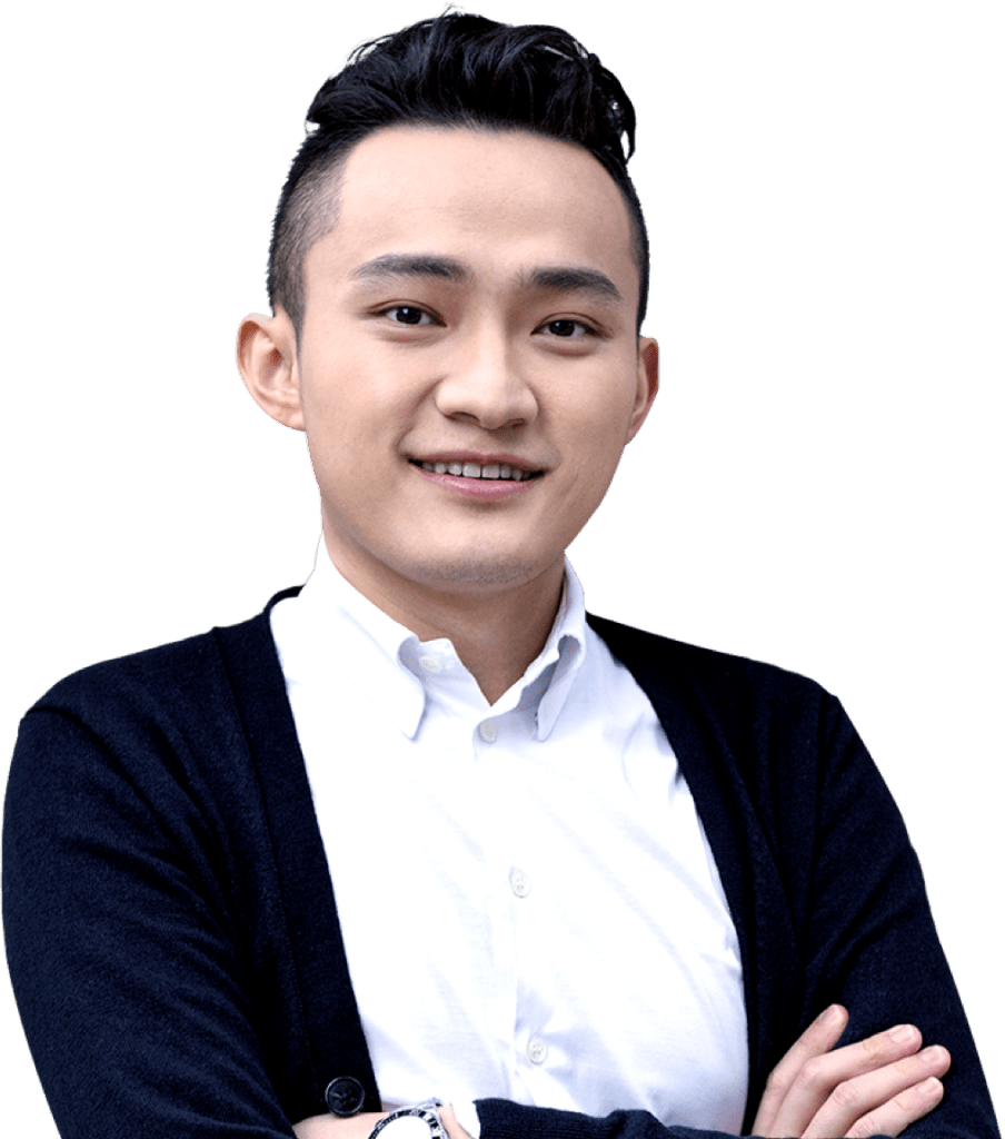 Justin Sun Celebrates Birthday and 1st Anniversary of the Tron (TRX) Project 14