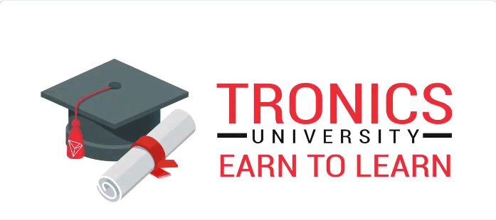 TRON (TRX) Announces Blockchain University, Enrollment Opens Fall 2018