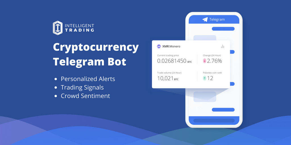 New Telegram Bot Helps You Trade Cryptocurrencies