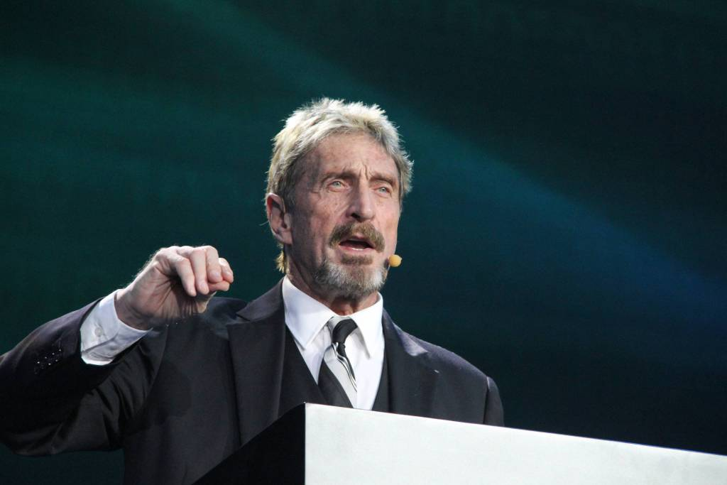Blockchain Project Luxcore (LUX) Appoints Crypto Pundit John McAfee CEO