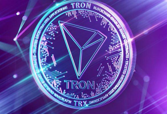 TRX Tron Trading