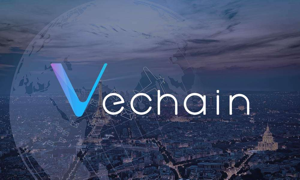 VeChain Surges 40%, Nasdaq Reports Vaccine Tracking Solution For China 13