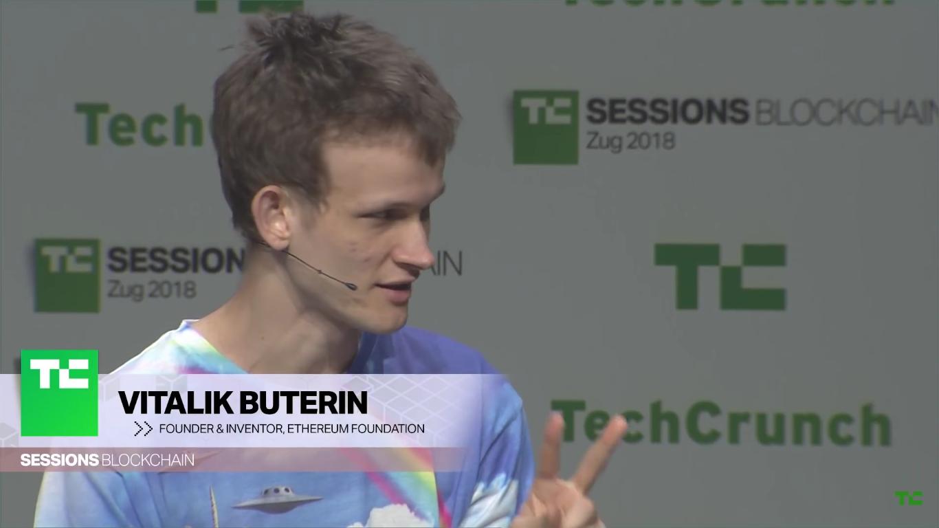 Vitalik Buterin Interview
