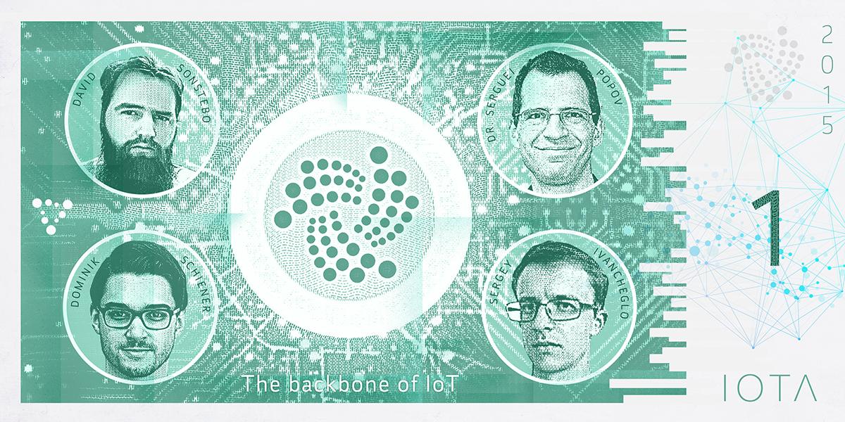 IOTA (mIOTA) Cryptocurrency