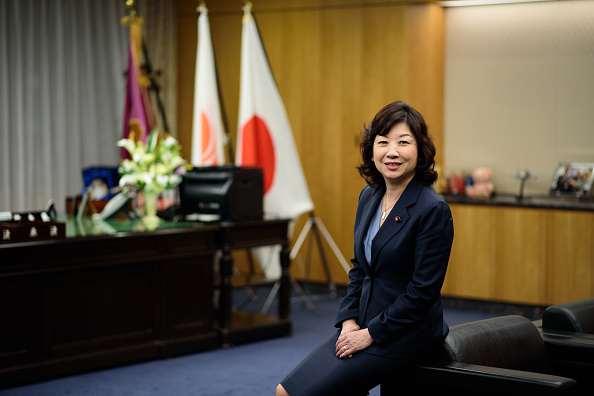 Japanese Minister Seiko Noda Denies Links With Unregistered Exchange 13