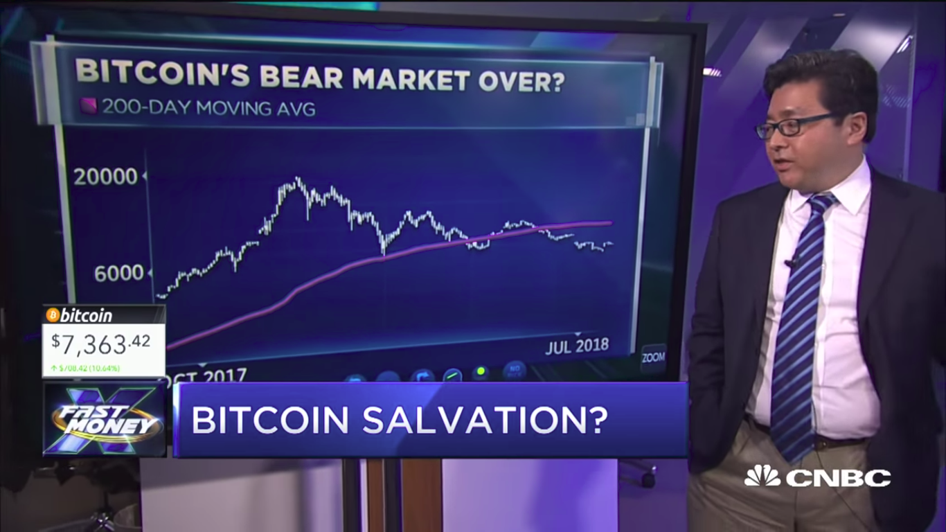 Tom Lee Assures Right Now is a Great Time to Buy/Hodl Bitcoin (BTC) 19