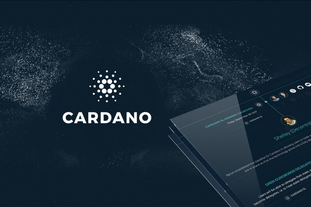 current price of cardano cryptocurrency