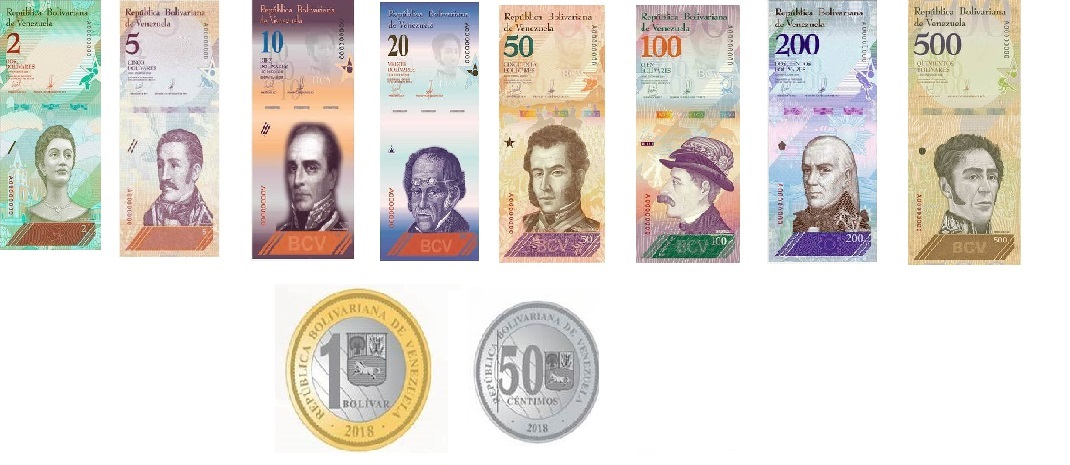 Venezuela To Have a New Fiat Currency Anchored To Cryptocurrency Petro 20